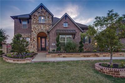 McKinney Single Family Home For Sale: 701 Splash Drive