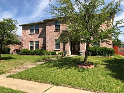 Mesquite Single Family Home For Sale: 1325 Nimitz Way