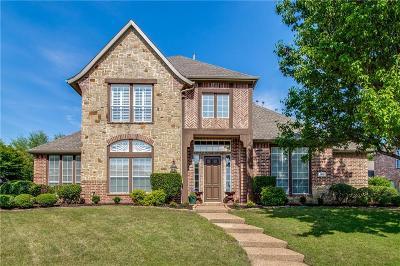 Allen Single Family Home For Sale: 611 Comanche Drive