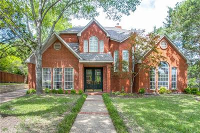 Cedar Hill Single Family Home Active Option Contract: 1951 Wood Dale Circle