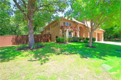 Hickory Creek Single Family Home For Sale: 100 Lakehill Drive
