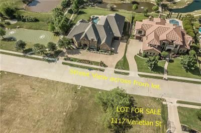 Keller Residential Lots & Land For Sale: 1117 Venetian Street