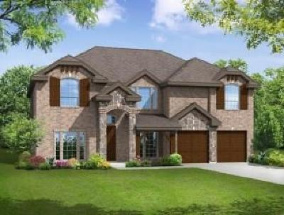 Johnson County Single Family Home For Sale: 1004 Dove Haven Drive