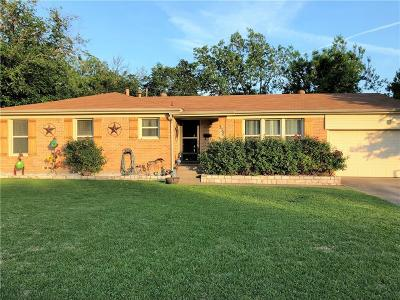 Hurst, Euless, Bedford Single Family Home Active Option Contract: 332 Hurst Drive