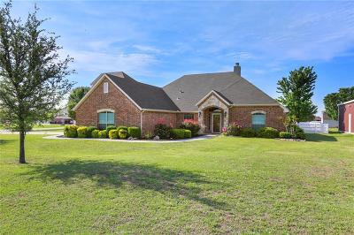 Haslet Single Family Home Active Contingent: 2900 Aston Meadows Drive