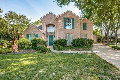 Richardson Single Family Home For Sale: 3502 Ash Circle