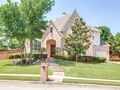 Keller Single Family Home For Sale: 2012 Cedar Ridge Drive