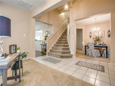 Argyle Single Family Home For Sale: 5912 Creekway Drive