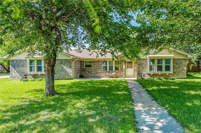 North Richland Hills Single Family Home Active Option Contract: 7813 Noneman Drive