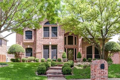Plano Single Family Home Active Contingent: 8004 Lynores Way