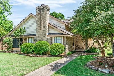 Garland Single Family Home Active Option Contract: 3437 Heather Hill Drive