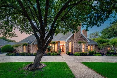 Colleyville Single Family Home For Sale: 3400 Pembrooke Parkway S