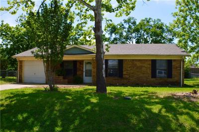 Wills Point Single Family Home For Sale: 1015 W Park Drive