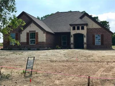 Springtown Single Family Home For Sale: 8987 Hutcheson Hill Road