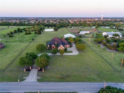 Sachse Single Family Home For Sale: 6408 Bailey Road