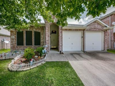 Forney Single Family Home For Sale: 511 Tumbleweed Drive