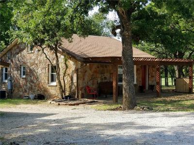Millsap Single Family Home For Sale: 3505 S Fm 113