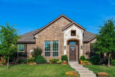 Rockwall Single Family Home For Sale: 1401 Montego Court