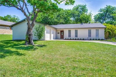 Fort Worth Single Family Home For Sale: 3125 Conejos Drive
