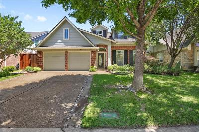 Dallas Single Family Home For Sale: 1672 Glenlivet Drive