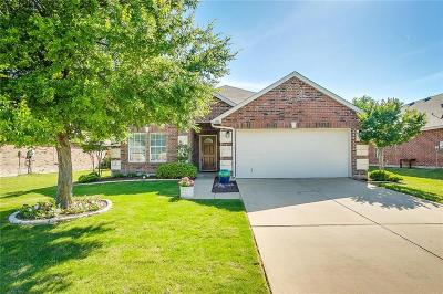 Burleson Single Family Home Active Option Contract: 724 Elizabeth Drive