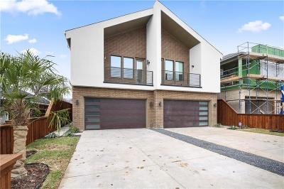 Dallas Half Duplex For Sale: 2235 Wycliff #B