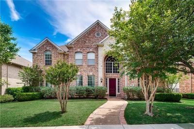Allen Single Family Home For Sale: 707 Baldwin Court