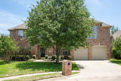Flower Mound Single Family Home For Sale: 2704 Parkhaven Drive