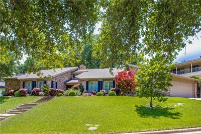 Fort Worth Single Family Home For Sale: 4308 Hyatt Court