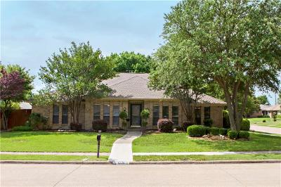 Plano TX Single Family Home Active Option Contract: $318,990