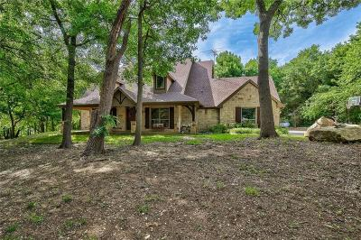 Gunter Single Family Home For Sale: 52 Oak Shore Drive