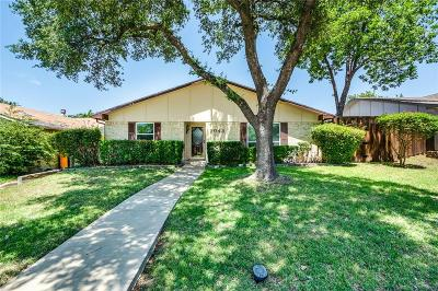 Carrollton Single Family Home For Sale: 2043 E Peters Colony