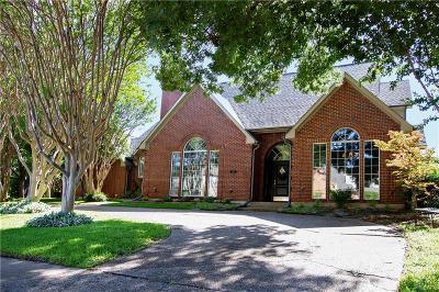 Dallas Single Family Home For Sale: 6929 Rocky Top Circle