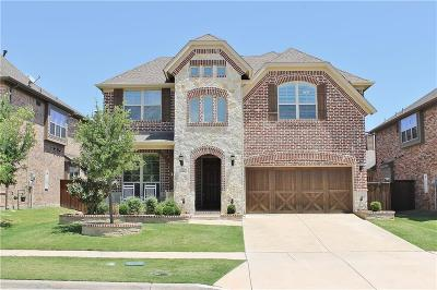 Frisco TX Single Family Home For Sale: $499,900