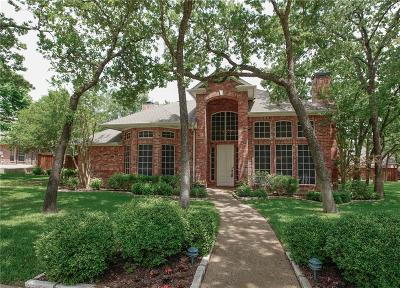 Keller Single Family Home Active Option Contract: 1327 Austin Thomas Drive