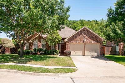 Mesquite Single Family Home For Sale: 1734 Chandlers Landing