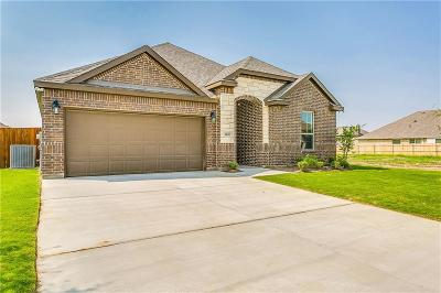 Crowley Single Family Home For Sale: 1420 Champ Way