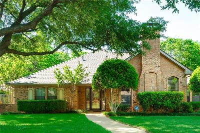 Duncanville Single Family Home Active Option Contract: 726 Villa Creek Drive