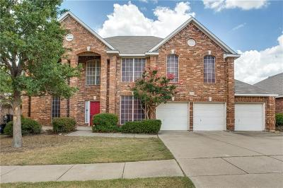 Tarrant County Single Family Home For Sale: 8341 Summer Park Drive