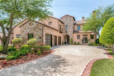 McKinney Single Family Home Active Option Contract: 6217 Avalon Woods Drive