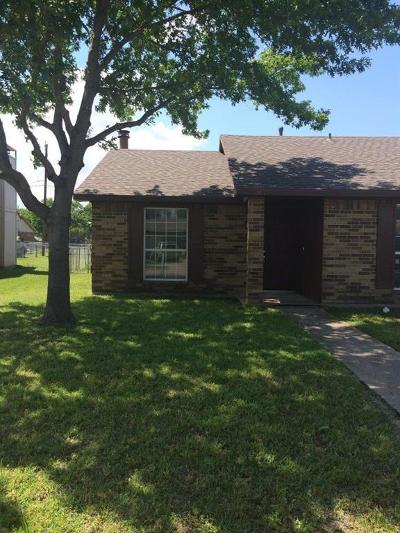 Sachse Residential Lease For Lease: 3815 William Street