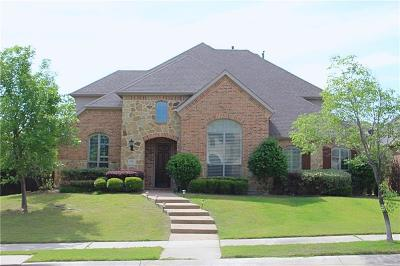 Lewisville Single Family Home For Sale: 2339 Wild Forest Circle