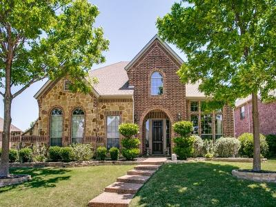 McKinney Single Family Home Active Option Contract: 1005 Bristlewood Drive