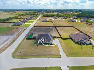 Waxahachie Single Family Home For Sale: 205 McKinley Circle