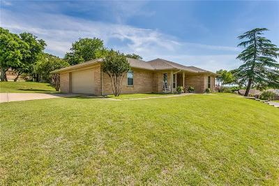 Parker County, Tarrant County, Hood County, Wise County Single Family Home For Sale: 8824 Hidden Hill Drive
