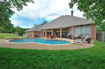 Parker County Single Family Home For Sale: 107 Forest Glen Court