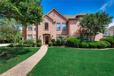 Southlake, Westlake, Trophy Club Single Family Home Active Option Contract: 1301 Stone Lakes Drive
