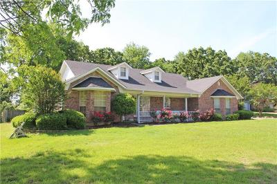 Canton Single Family Home For Sale: 6 Bentwood Circle