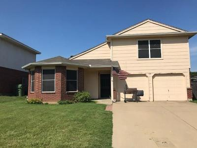 Mansfield Residential Lease For Lease: 524 Hollyberry Drive