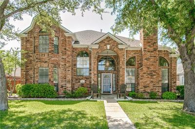 Coppell Single Family Home For Sale: 627 Allen Road